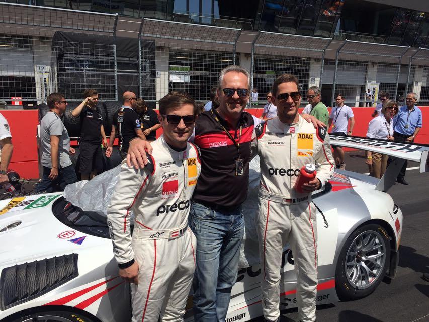 Perfekter Samstag am Nürburgring GT Masters
