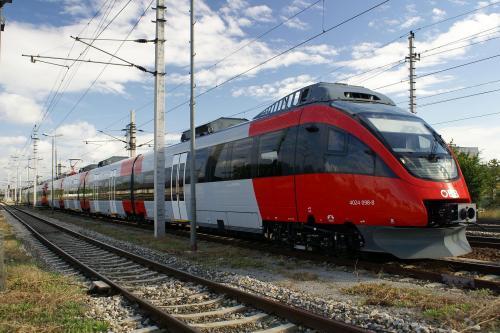 Bei der ÖBB steht der Ausbau der Südstrecke im Fokus