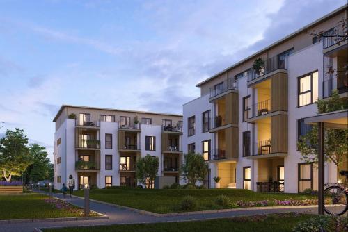 Ab sofort bauen wir auch mehrgeschossige Wohnbauten in weniger als 12 Monaten