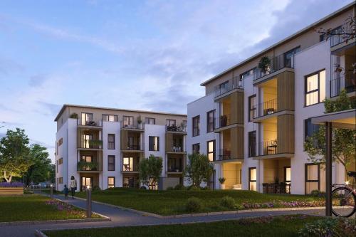 Errichtung von Wohnbauten unter einem Jahr